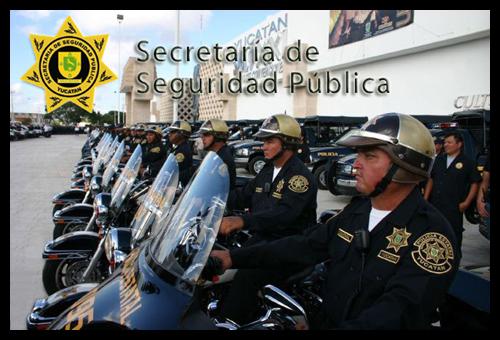 informacion ssp secretaria seguridad publica: